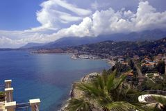 Riviera Royalty Free Stock Photos