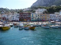 Riviera agradável, francês Foto de Stock