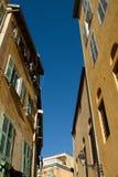 Riviera agradable, francesa. fotos de archivo libres de regalías