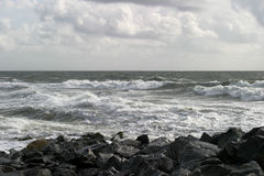 Riviera atlantica Immagini Stock Libere da Diritti