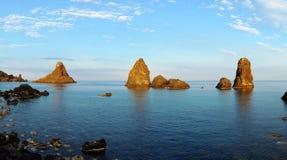 Riviera av cyclopsna arkivbilder