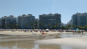 Riviera de São Lourenço - SP - Brasil Imagens de Stock Royalty Free