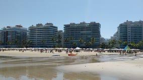 Riviera de São Lourenço - SP - Brasilien Lizenzfreie Stockbilder