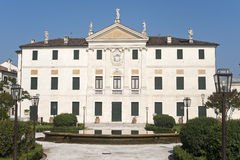 Riviera del Brenta (Veneto) - Historic villa Royalty Free Stock Photo