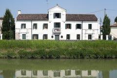 Riviera del Brenta (Veneto, Italy):villa Stock Photos