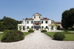 Riviera del Brenta (Veneto, Italy) - Villa Stock Photos