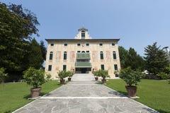 Riviera del Brenta (Veneto, Italy) - Villa Stock Photo