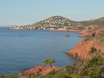 Riviera francês Fotos de Stock