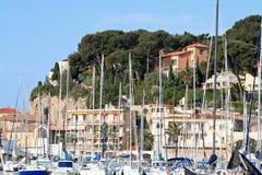 Riviera francês Fotografia de Stock