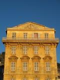Riviera francês, cidade de agradável foto de stock royalty free