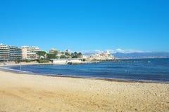 Riviera francesa Fotografía de archivo
