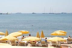 Riviera francesa Fotos de archivo