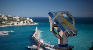 Riviera francesa Foto de archivo libre de regalías