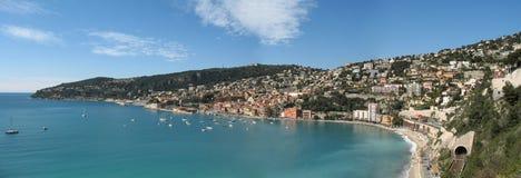 Riviera francese - posti famosi Immagini Stock Libere da Diritti