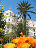 Riviera francese - posti famosi Fotografie Stock