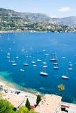 Riviera Frankrike royaltyfria foton