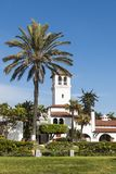 Riviera Kulturalny centrum Ensenada obraz stock