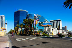 The Riviera, Las Vegas, NV. Royalty Free Stock Photo