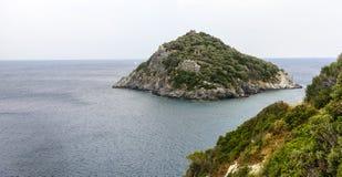 Riviera Ligure Royalty Free Stock Photography
