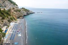 Riviera Ligure Fotografia Stock Libera da Diritti
