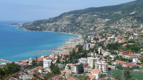 Riviera Ligure Stock Photo