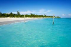 Riviera Maya Caribbean beach turquoise Mexico. Riviera Maya Caribbean beach turquoise in Mayan Mexico stock photos