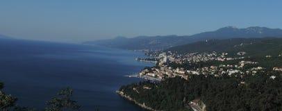 Riviera Opatija Obraz Royalty Free