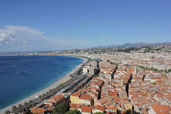 Riviera. Is very nice place Royalty Free Stock Images