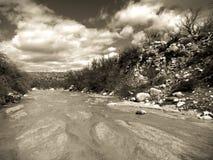 rivierbed Stock Afbeeldingen