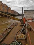 rivieroever Royalty-vrije Stock Foto
