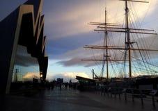 Rivieroevermuseum, Glasgow Royalty-vrije Stock Afbeelding