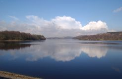 Rivington Reservoir Stock Photography