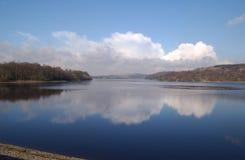 Rivington Reservoir. Bolton stock photography