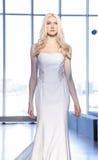 RIVINI SPRING 2017 Bridal Show Royalty Free Stock Photo