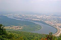 Rivière Tennessee Images libres de droits