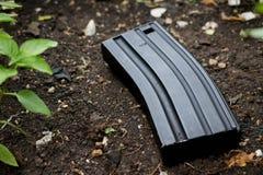 Rivista della pistola di Airsoft Fotografia Stock