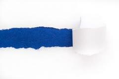 rivit sönder papper arkivfoton