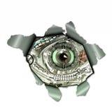 rivit sönder papper Fotografering för Bildbyråer