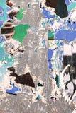 rivna gammala affischer för bakgrundsgrunge Arkivfoton