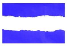 rivna paper stycken Arkivbild