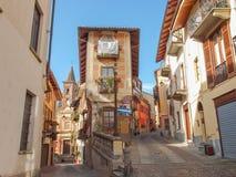 Rivoli old town, Italy Stock Photos