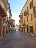 Rivoli old town, Italy Royalty Free Stock Photography