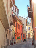 Rivoli old town, Italy Royalty Free Stock Images