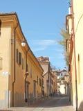 Rivoli old town, Italy Royalty Free Stock Photo
