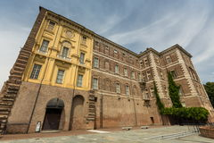 Rivoli Schloss stockbild