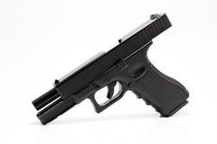 Rivoltella di Glock 17 Fotografia Stock Libera da Diritti