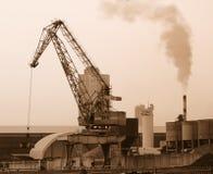 Rivoluzione industriale fotografia stock libera da diritti