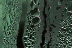Rivulets verdes imágenes de archivo libres de regalías