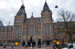 Rixmuseum a Amsterdam Immagine Stock