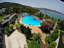Rixos Premium Bodrum Hotel, Turkey Royalty Free Stock Photography